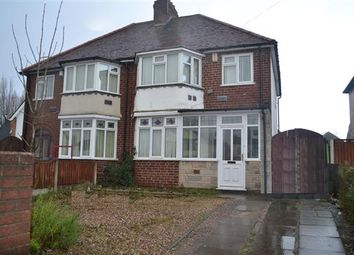 Thumbnail 3 bed semi-detached house to rent in Stafford Road, Fordhouses, Wolverhampton