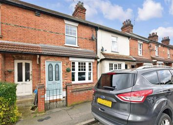 Thumbnail 2 bed terraced house for sale in Victoria Road, Warley, Brentwood, Essex