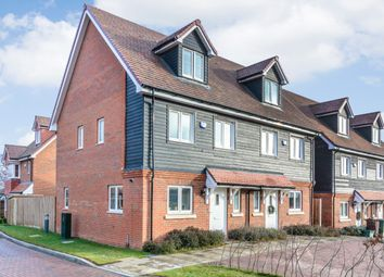 Thumbnail 4 bed semi-detached house for sale in Dukes Drive, Tunbridge Wells, Kent