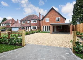 Thumbnail 4 bedroom detached house for sale in Cloweswood Lane, Earlswood, Solihull