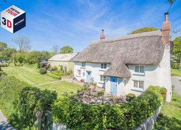 Thumbnail 4 bed detached house for sale in Bondleigh, North Tawton