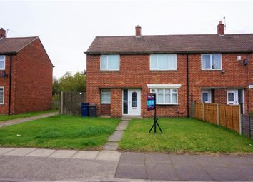 Thumbnail 3 bed end terrace house to rent in Belloc Avenue, South Shields
