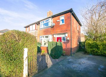 Thumbnail 3 bedroom semi-detached house for sale in Hampshire Road, Brinnington, Stockport