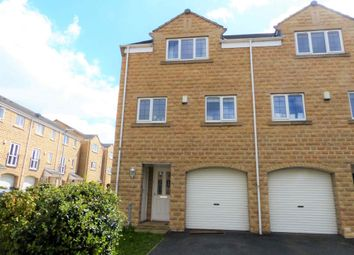 Thumbnail 3 bed town house to rent in Old Station Court, Heckmondwike, West Yorkshire