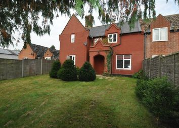 Thumbnail 5 bedroom terraced house to rent in Norwich Road, Swainsthorpe, Norwich