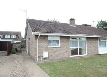 Thumbnail 2 bed semi-detached bungalow for sale in Hunt Drive, Clacton-On-Sea