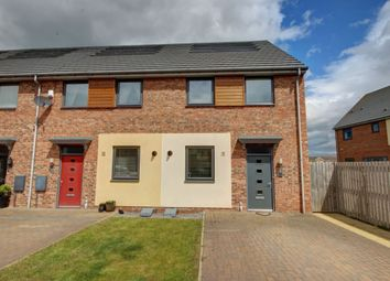Thumbnail 2 bed terraced house to rent in Waterhouses, Houghton Le Spring