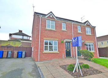 Thumbnail 3 bedroom semi-detached house to rent in Willow Tree Grove, Heron Cross, Stoke-On-Trent