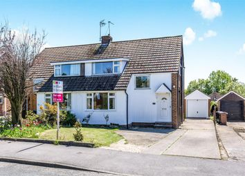 Thumbnail 3 bed semi-detached house for sale in High Ash Crescent, Leeds