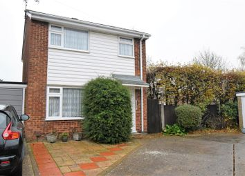 Thumbnail 3 bed link-detached house for sale in Moor Park Close, Rainham, Gillingham