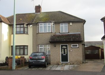 Thumbnail 3 bed property for sale in Eyhurst Avenue, Hornchurch