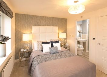 """Thumbnail 4 bed end terrace house for sale in """"Faversham"""" at Greenkeepers Road, Biddenham, Bedford"""