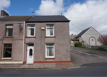 Thumbnail 3 bed end terrace house for sale in Walter Street, Tredegar