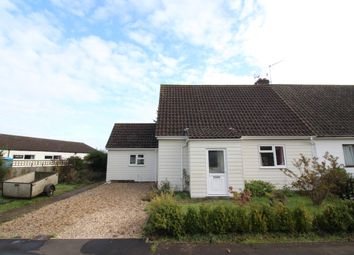 Thumbnail 3 bed semi-detached bungalow for sale in Nobel Crescent, Wroxham, Norwich