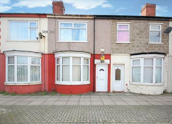 Thumbnail 3 bed terraced house for sale in Clinton Avenue, Blackpool, Lancashire