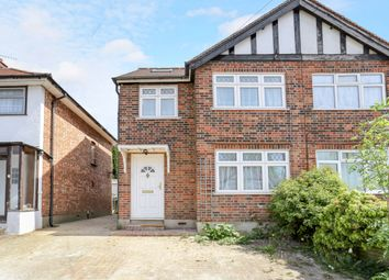 Thumbnail 4 bed semi-detached house to rent in Belsize Road, Harrow