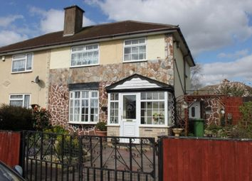Thumbnail 3 bed semi-detached house to rent in Charnwood Close, Moxley, Bilston