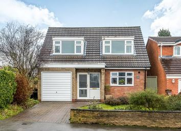 Thumbnail 4 bedroom detached house for sale in Heath Street, Hednesford, Staffordshire, United Kingdom