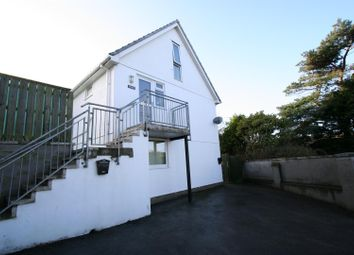Thumbnail 2 bed flat for sale in Porthbean Road, Porth, Newquay