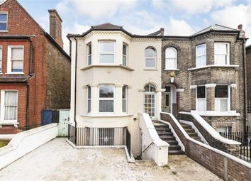 Thumbnail 1 bed flat to rent in Rossiter Road, London