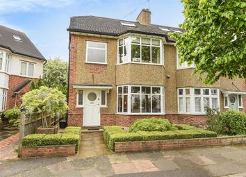 Thumbnail 4 bed semi-detached house for sale in West Park Avenue, Kew, Richmond