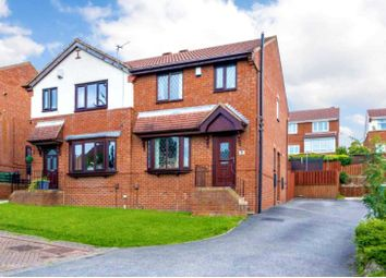 Thumbnail 3 bed semi-detached house to rent in Thirlmere Close, Beeston, Leeds