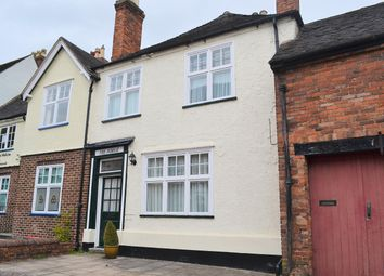 Thumbnail 3 bed terraced house for sale in Lombard Gardens, Lombard Street, Lichfield