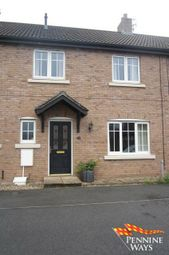 Thumbnail 3 bed terraced house for sale in Hadrians Rise, Haltwhistle, Northumberland