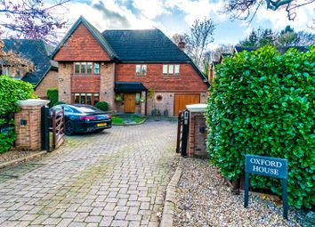 5 bed detached house for sale in Leatherhead Road, Oxshott, Leatherhead, Surrey KT22