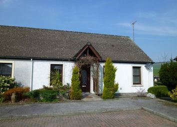 Thumbnail 3 bed semi-detached house to rent in 4 New House Court, Crocketford, Dumfries