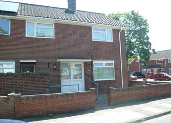Thumbnail 3 bed end terrace house for sale in Chipperfield Road, Norwich