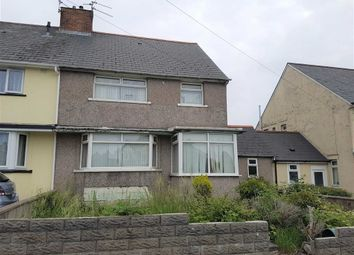Thumbnail 3 bedroom semi-detached house for sale in Meggitt Road, Barry