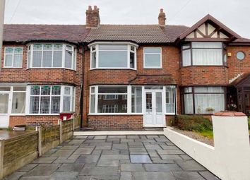 Thumbnail 3 bed terraced house for sale in Wynnwood Avenue, Blackpool