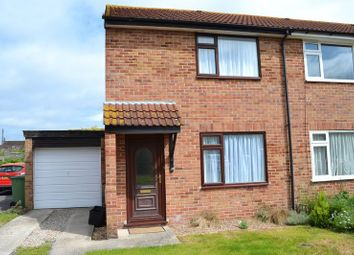 Thumbnail 2 bed end terrace house to rent in Chancellor Close, Walton, Street
