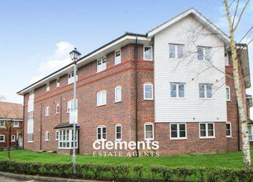 Thumbnail 2 bed flat for sale in Wharf Way, Hunton Bridge, Kings Langley