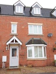 Thumbnail 4 bed terraced house to rent in Massey Court, Newark, Nottinghamshire