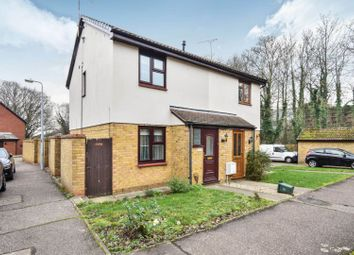 Thumbnail 2 bed semi-detached house for sale in Benton Close, Witham