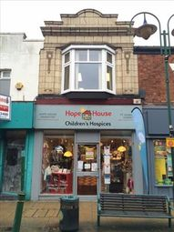 Thumbnail Retail premises for sale in 71, Market Street, Crewe