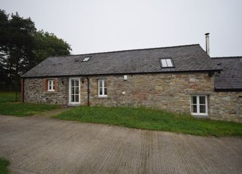 Thumbnail 2 bed cottage to rent in The Shippon, Llandegla, Denbighshire