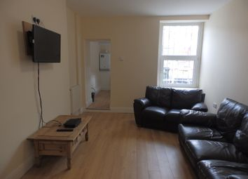 Thumbnail 5 bed shared accommodation to rent in Walter Road, City Centre, Swansea
