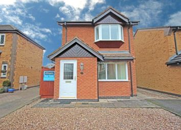 Thumbnail 3 bed detached house for sale in Kenilworth Close, Mountsorrel, Loughborough, Leicestershire