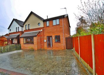 Thumbnail 4 bed detached house for sale in Ringwood Close, Birchwood, Cheshire
