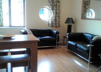 Thumbnail 3 bed flat to rent in Harper House, Angell Road, London