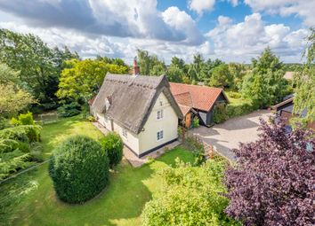 Thumbnail 5 bed detached house for sale in Hitcham, Ipswich, Suffolk