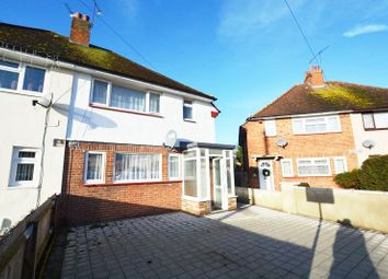 Thumbnail 5 bedroom semi-detached house to rent in Church Close, Cowley, Uxbridge