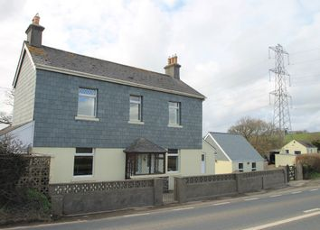 Thumbnail 4 bed detached house for sale in Hatt, Saltash