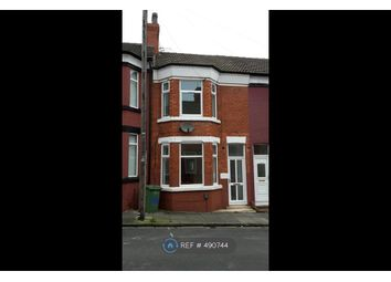 Thumbnail 3 bed terraced house to rent in Onslow Road, Wirral
