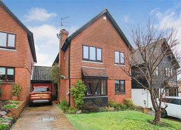 Thumbnail 4 bed detached house for sale in Beckett Way, East Grinstead, West Sussex
