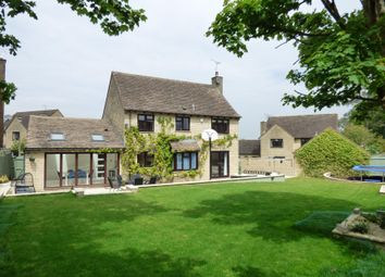 Thumbnail 4 bed detached house for sale in West Hay Grove, Kemble, Cirencester, Gloucestershire