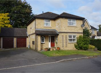 Thumbnail 4 bedroom detached house for sale in Knoll Park Road, Chertsey